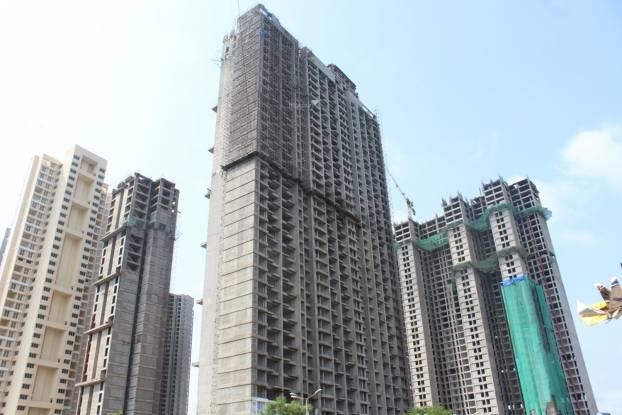 Bhagwati Bhagwati Eleganza Construction Status