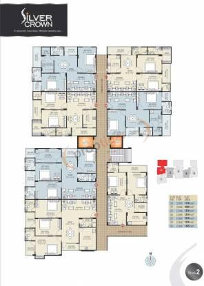 Vardhman Silver Crown Cluster Plan