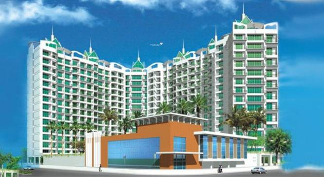Akshar Sai Radiance Elevation