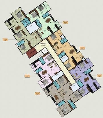Aakruti Aristo Marvel Cluster Plan