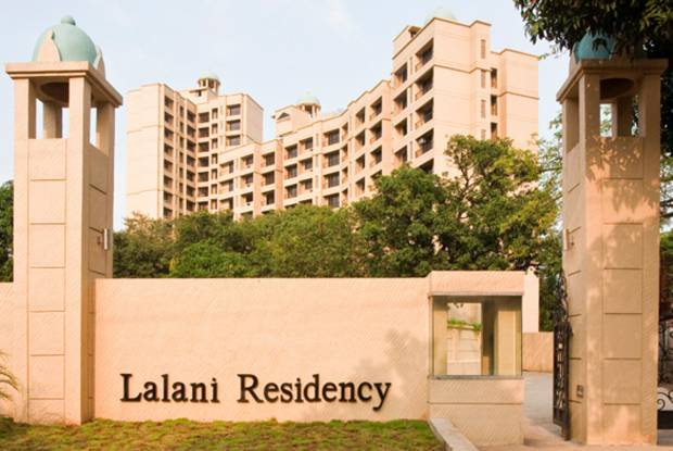 Lalani Residency Elevation