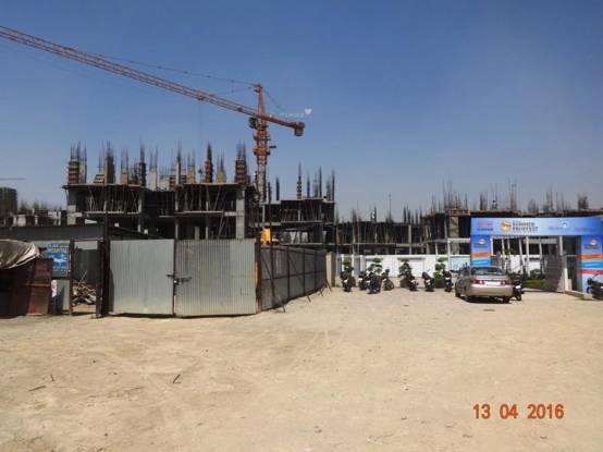 Arihant Ambience Construction Status