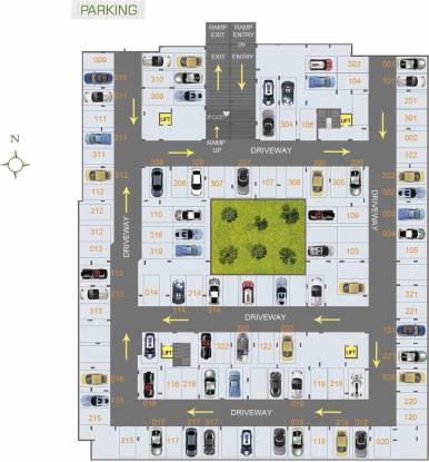 Sumukha Kalpavruksha Cluster Plan