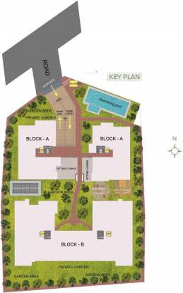 Sumukha Kalpavruksha Site Plan