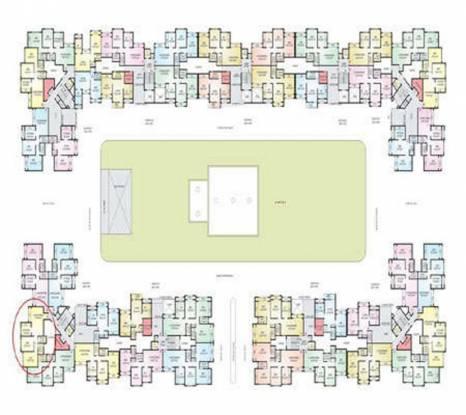 Neelsidhi Sankul Cluster Plan