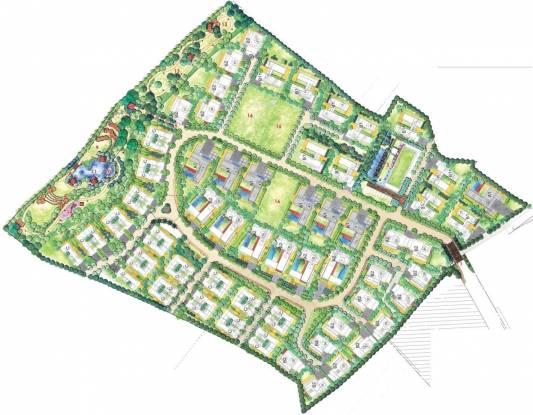 Lakhani Prives Luxury Hillside Layout Plan