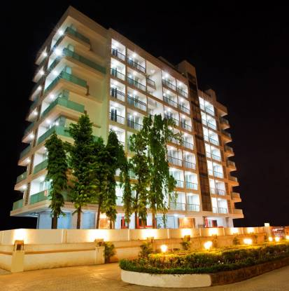 Lalani Divine Residency Elevation