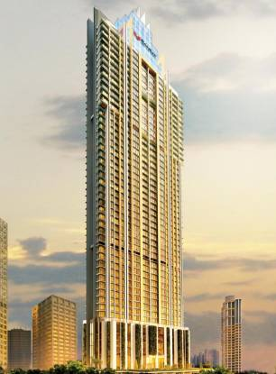 Raheja Imperia I Elevation