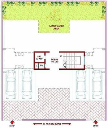 GHP Casa Cluster Plan