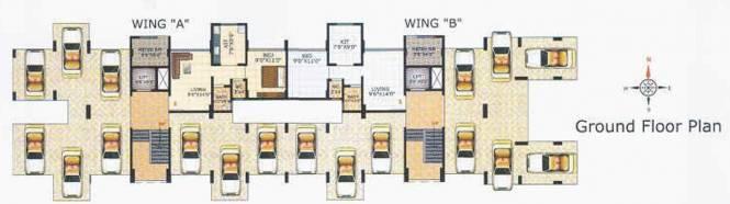 Sneh Residency Cluster Plan
