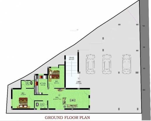 SM Meadow Cluster Plan