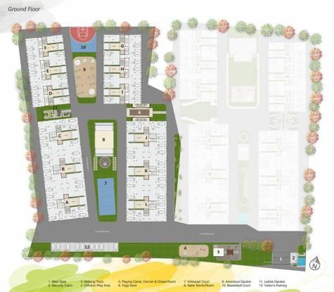 Satyam Sarjan Cluster Plan