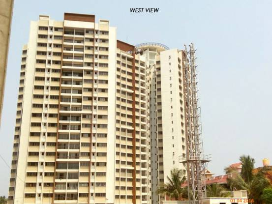 Raheja Waterfront Construction Status