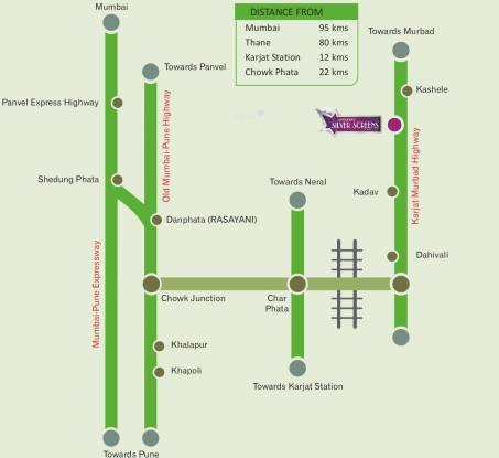 Disha Landmarc Silverscreen Phase II Location Plan
