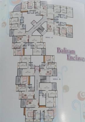 Rai Baliram Enclave Cluster Plan