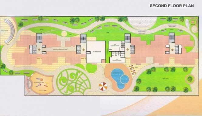 Raikar Yashodeep Height Cluster Plan