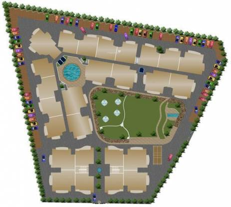 JNC Princess Park Layout Plan