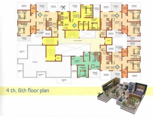 Swamee Keyzwood Cluster Plan