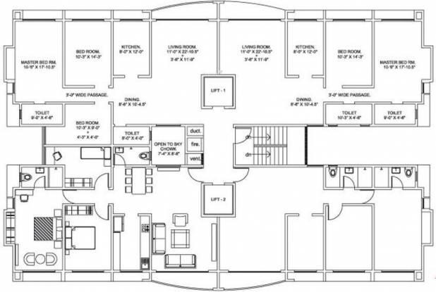 Jangid Saryu Cluster Plan