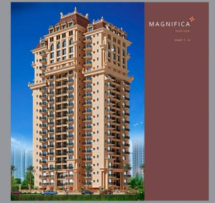 Shree Magnifica Elevation