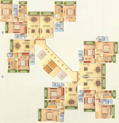 Srishti Panch Srishti Cluster Plan