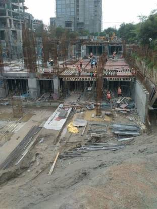 DLF My Pad Construction Status