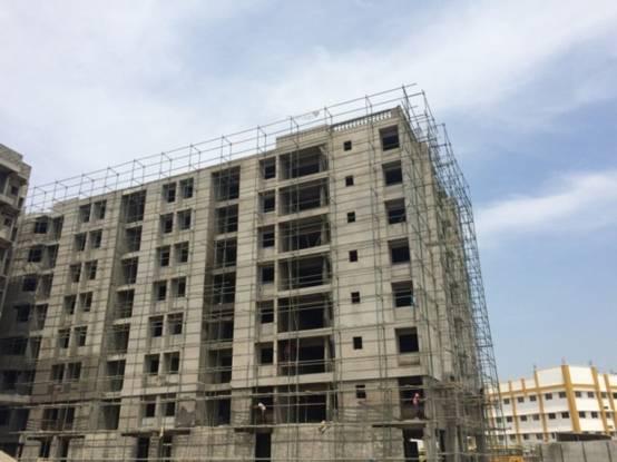 Akshaya Republic Construction Status