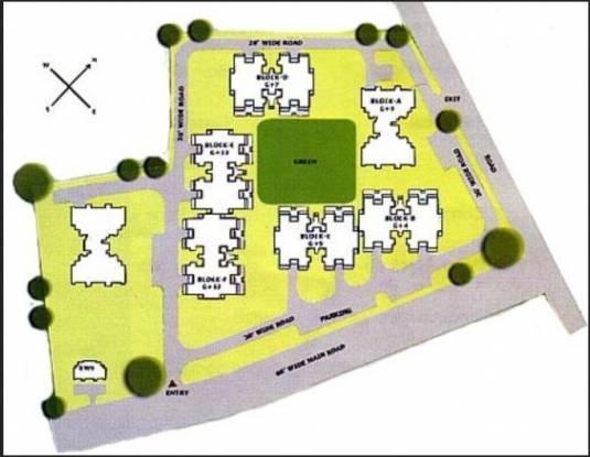 Ardee Platinum Greens Master Plan