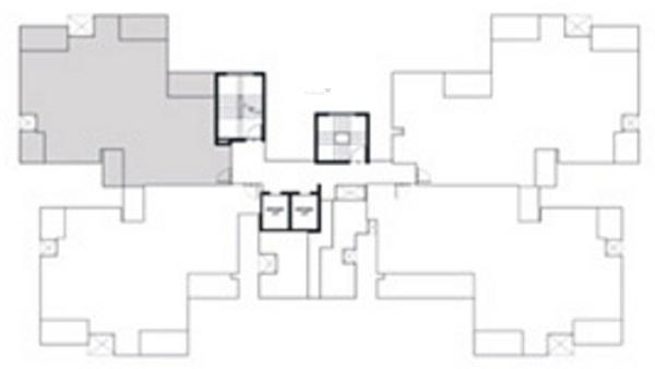 Ramprastha Platinum Premier Cluster Plan