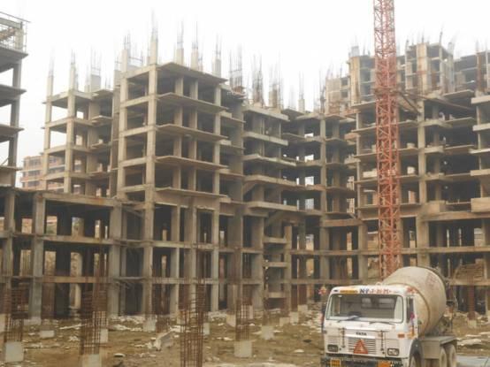 Ramprastha Platinum Premier Construction Status