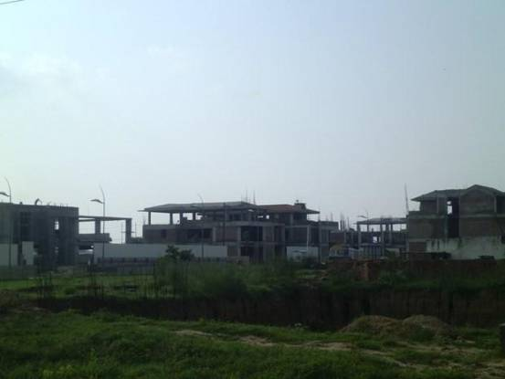 Unitech Opulence Construction Status