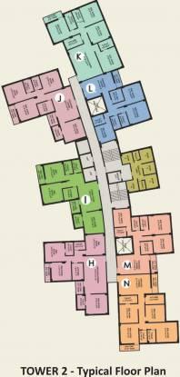 Alcove Gloria Cluster Plan