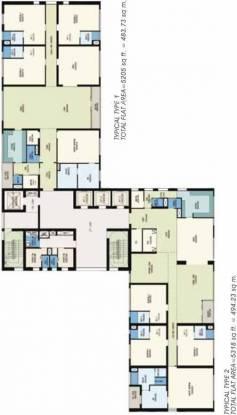 Shrachi Urbana Cluster Plan
