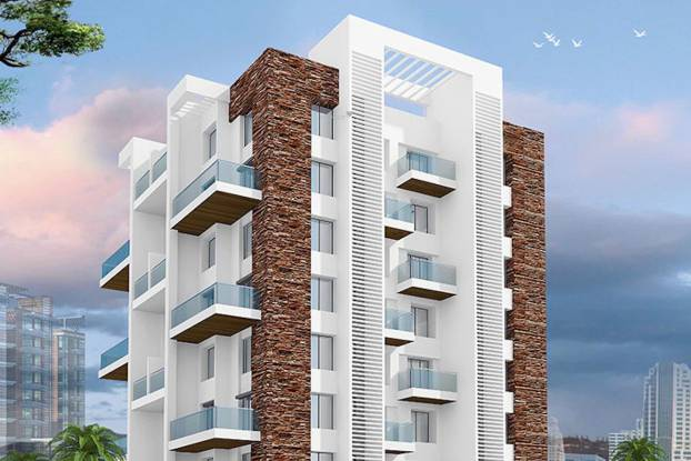 Sancheti Prachi Residency Phase II Elevation