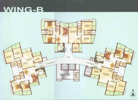 Satra Park Cluster Plan
