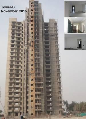Alpha Gurgaon One 84 Construction Status