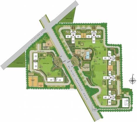 Alpha Gurgaon One 84 Layout Plan
