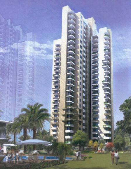 Alpha Gurgaon One 84 Elevation