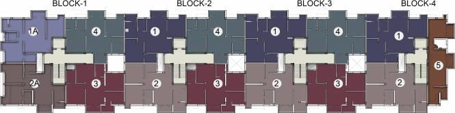 Sree Raja Rajeshwari Developers Vista Heights Layout Plan