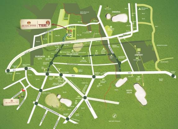 CHD Tee9 Location Plan