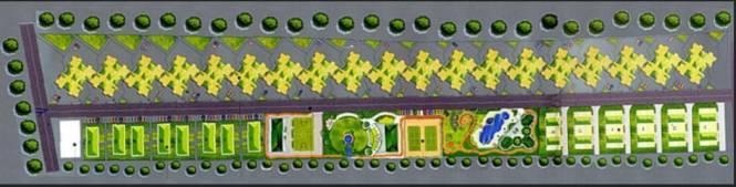 Clover Highlands Layout Plan