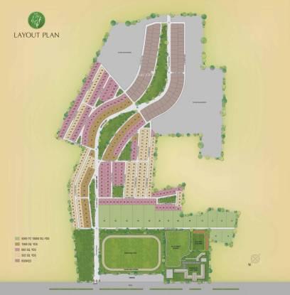 Stud Saumya Vihaan Layout Plan