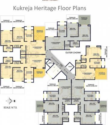 Kukreja Heritage Cluster Plan