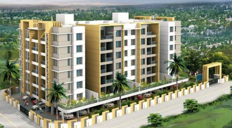 Prakash Viva City Elevation