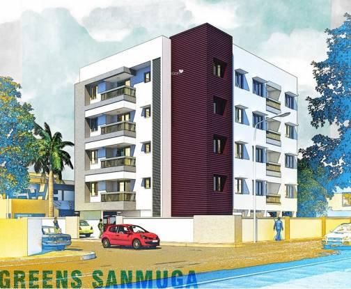 Green Sanmuga Elevation