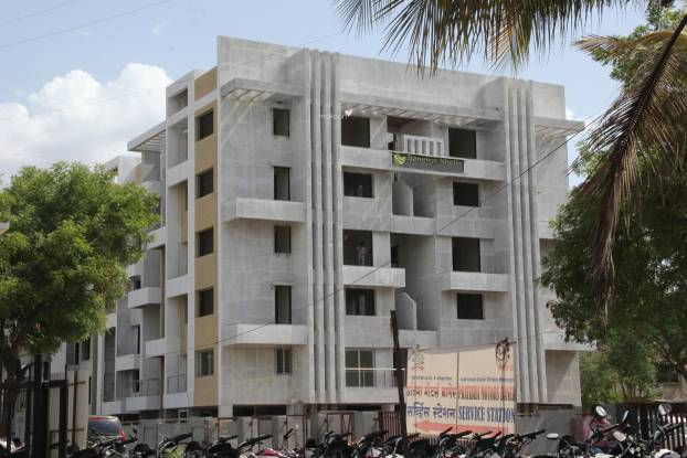 Sanghvi Shells Construction Status