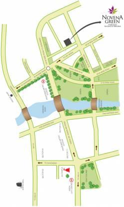 DSD Novena Green Location Plan