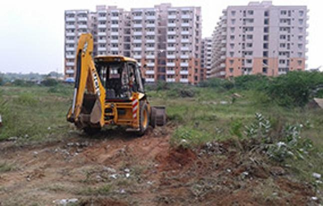 Green Fort View Construction Status