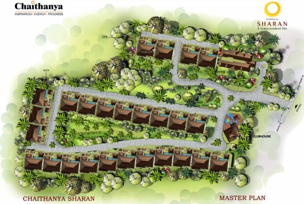 Chaithanya Sharan Master Plan