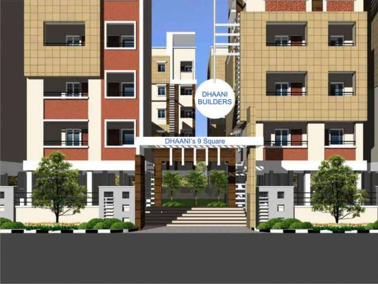 Dhaani 9 Square Elevation